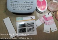 Stamping Imperfection Simon Says Stamp Swatches