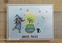 Stamping Imperfection Hocus Pocus
