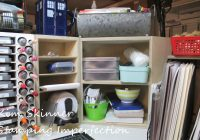 Stamping Imperfection Craft Organization