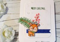 Stamping Imperfection Merry Critters