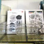 Craft Room Chores: Stamp and Die Organization
