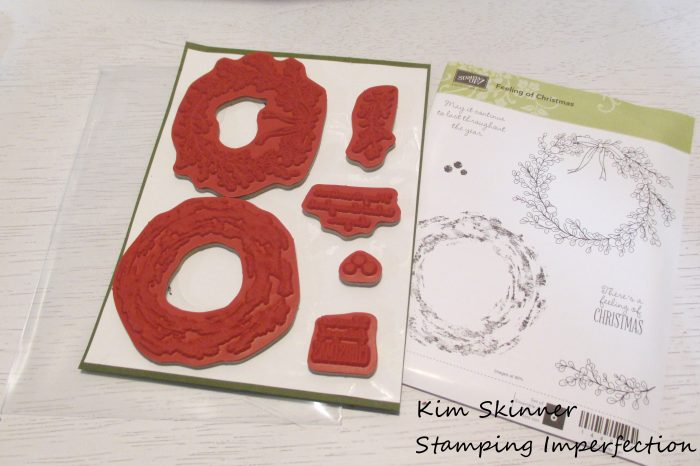 Stamping Imperfection Stamp Organization