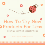 How To Try Out New Products For Less: Kit Subscriptions