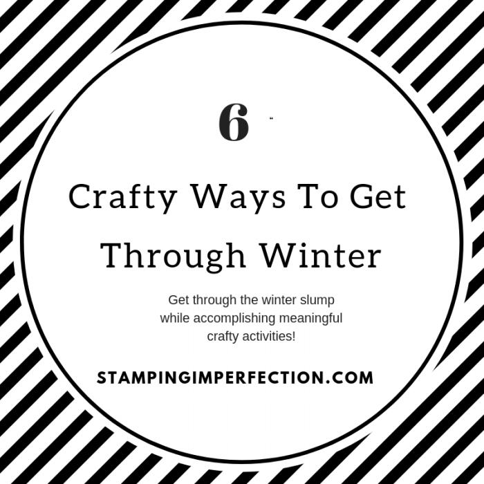 6 crafty winter activities