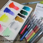 Winter Wonderland Watercolor Brush Set
