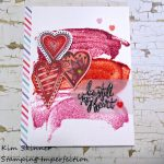 Mixed Media Valentine's Day Cards