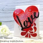 Create A Packed Heart Card!