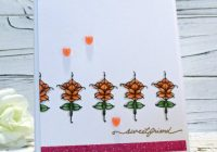Stamping Imperfection Align small images in a MISTI Sparkle n Sprinkle