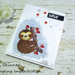 Creating Quick and Easy Cloth Gift Bags With Your Favorite Stamps
