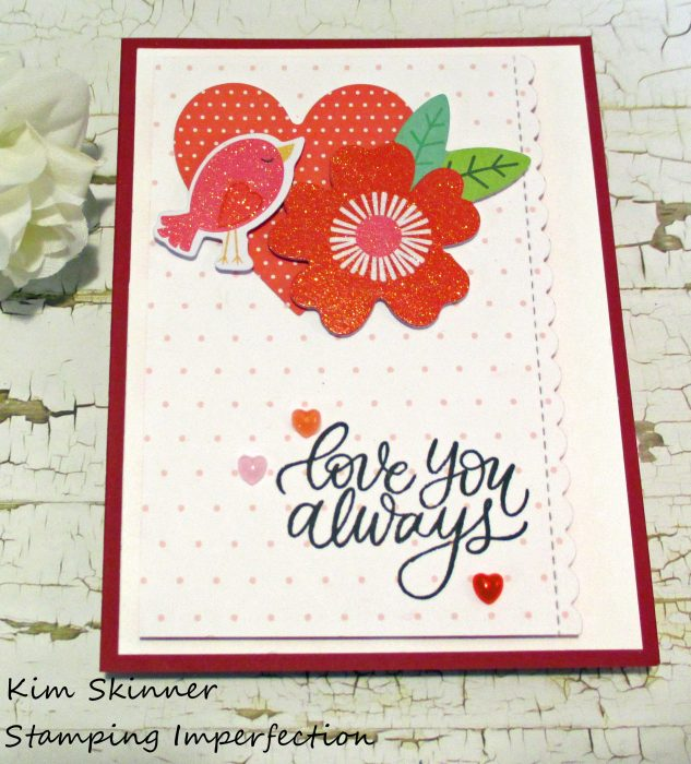Stamping Imperfection Simon Says Stamp Valentine Kit