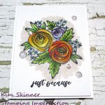 Playing With Altenew Artist Markers and Catherine Pooler Stamps