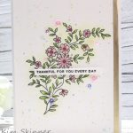 Altenew's Flower Vine Stamp Set