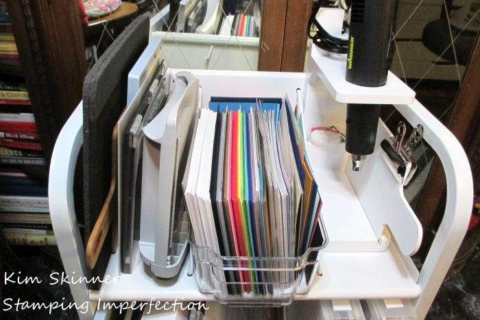 Totally Tiffany Perfect Paper Cart Product Review