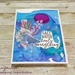 Catherine Pooler's Unsinkable Collection Card 1