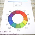 Create Your Own Color Wheel Free Printables