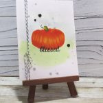 A Quick Single Layer Fall Card