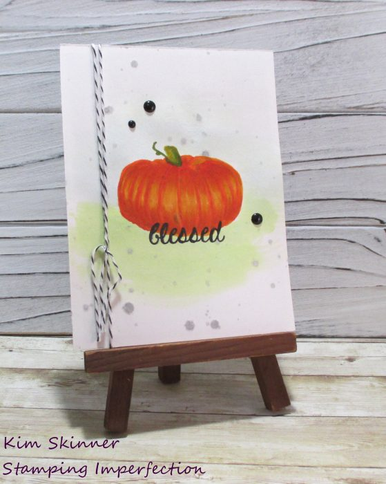 CAS single layer fall card