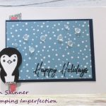 Catherine Pooler Happy Buddies Holiday Card