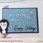 Catherine Pooler Happy Buddies Holiday Card