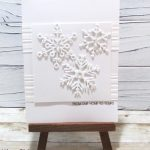Create A Quick Monochrome Snowflake Card