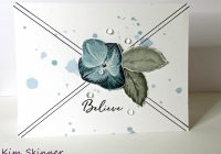 CAS Monochromatic Card with Altenew Products