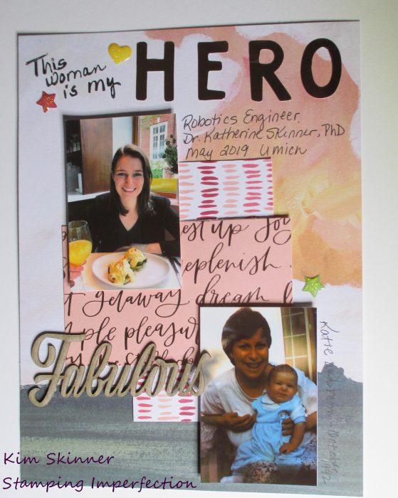 Challenge Yourself My Hero Dr. Katie