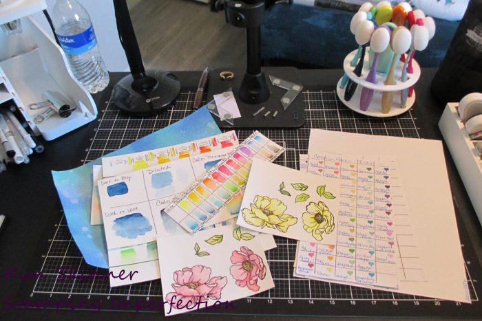 New Craft Room Organization