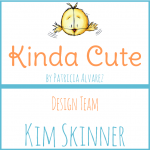 Kinda Cute Design Team Badge