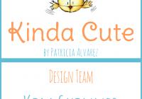 Kinda Cute Design Team Badge