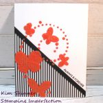 Simon Says Stamp June Card Kit With Gina K Glitz Glitter Gel