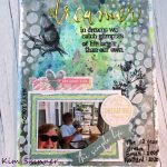 Challenge YOUrself Scrapbook Challenge For June: Summer Dreams