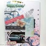 Combining Traditional Scrapbooking With Pocket Pages And Journaling + Video