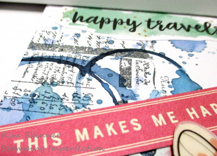 Combining Traditional Scrapbooks with pocket pages and journaling