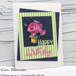 Happy Birthday Frame From Catherine Pooler Designs