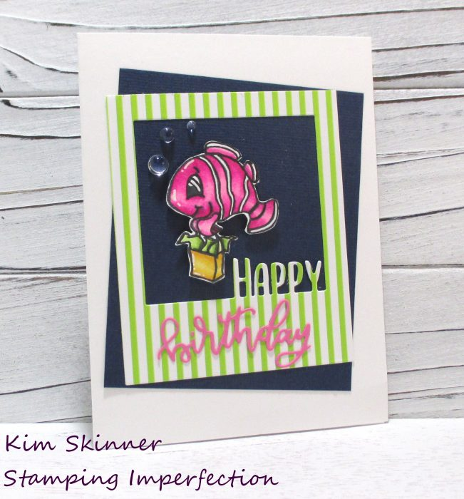 Happy Frame From Catherine Pooler