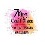 7 Kids Craft Store YouTube Design Team: Meet The Creator-Kim Skinner