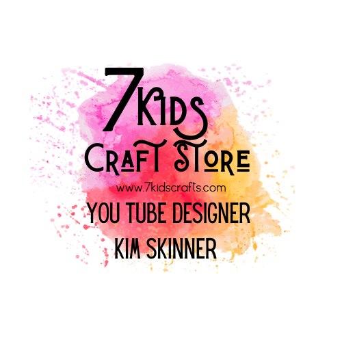 7 Kids Craft Store YouTube Design Team Meet the Creator