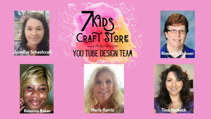 7 Kids Craft Store YouTube Design Team