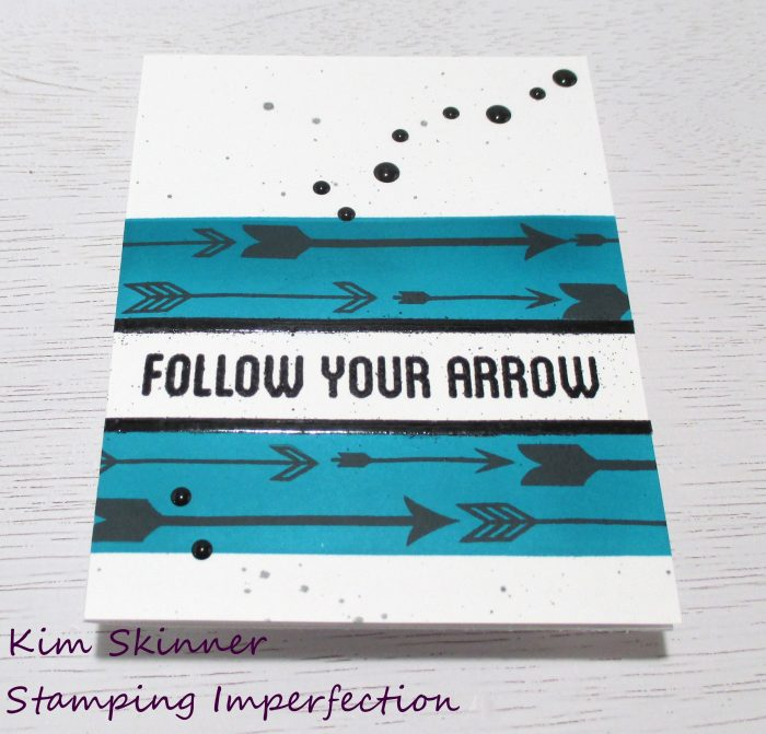 Creating Masculine Cards with Altenew's Amazing Arrows Creativity Bundle