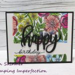 Create 4 Cards And A Tag From One Catherine Pooler Background Stamp