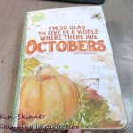 Create A Fall Gratitude Journal With A Traveler's Notebook