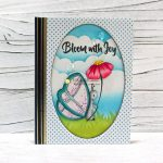 Digital Stamps:  Butterfly and Flower Card and Bookmarks!