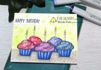 Using digital images for birthday cards