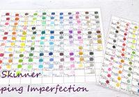 Ink pad organization FREE template
