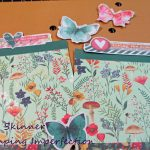 Stamping and Scrapping Sunday: Over The Hedge Scrapbook Layout