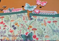 Stamping and Scrapbooking Sunday with Stamping Imperfection Over the Hedge