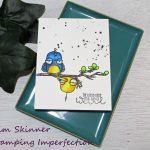 Creating a Quirky Card With Stamping Bella Stamps