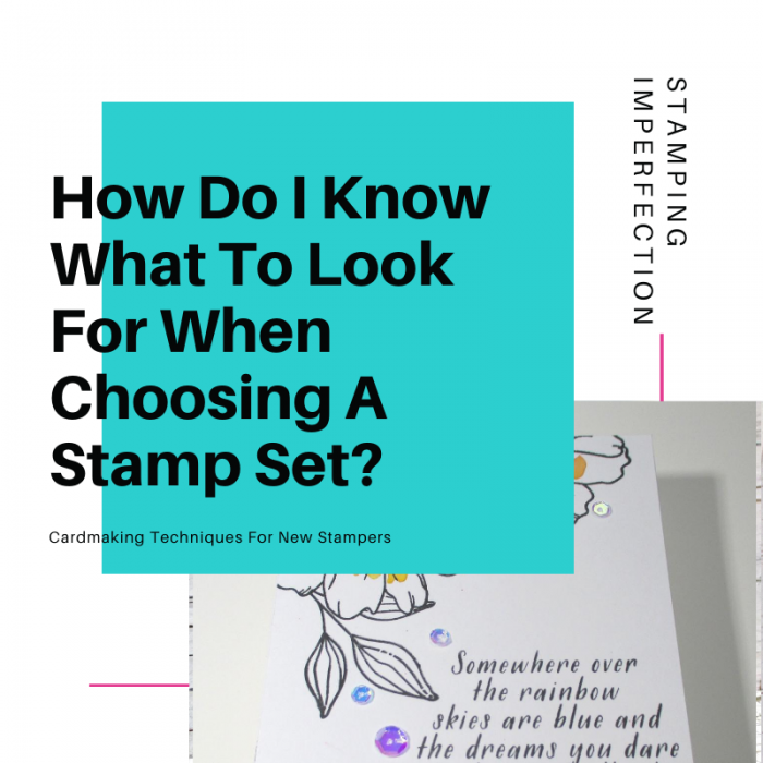 How do you choose which stamps to buy?