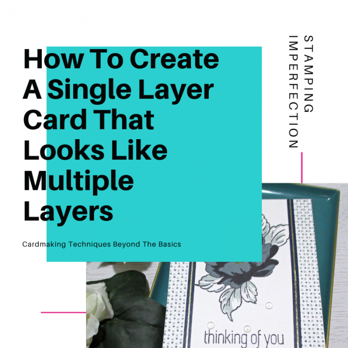 How to create a single layer card that looks like multiple layers