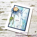 Create Cards And Art Journal Backgrounds With Mixed Media Using Taylored Expressions Field Notes Kit